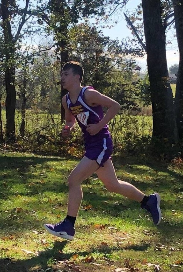 Big Spring Conference Cross County Meet