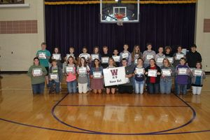 7th & 8th Grade 1st Quarter A/B Honor Roll